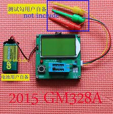 GM328A ESR Meter Transistor Tester Diode Triode Capacitance Inductance NPN, PNP