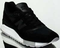 New Balance 998 Made In USA men lifestyle casual sneakers NEW black M998-NJ