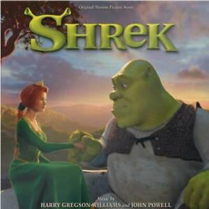 Gregson, Williams & Powell O.s.t. Shrek Vinile Lp Colorato Slime Green Rsd 2021