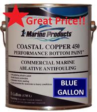 Coastal Copper 450 Multi-Season Ablative Antifouling Bottom Paint Blue Gallon