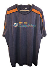 Nike Dri Fit  Miami Dolphins T Shirt Men's Team issued Size XL