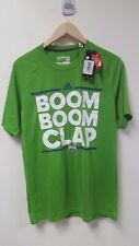 Adidas MLS Seattle Sounders Ultimate Tee, Size:M, green