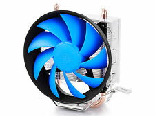 DEEPCOOL GAMMAXX 200T Tower Type W/2 Heat Pipe W/ 120MM FAN Universal CPU Cooler