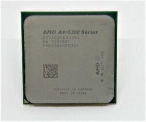 AMD A4-Series A4-5300 3400 MHz - AD5300KA23HJ Socket FM2