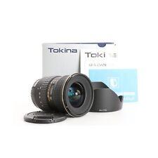 Canon tokina at-X 4,0/12-24 If Dx + Top (236171)