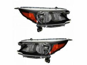 Headlight Assembly Set For 2012-2014 Honda CRV 2013 M444MP