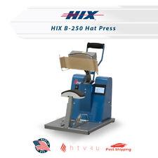 Hix B-250 Hat Press