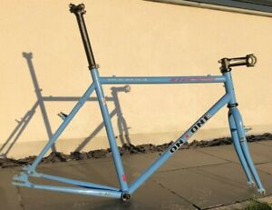 On One Pompino II Single Speed Frame and Forks 54cm