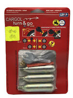 GRYPP CARGOL CAR / MOTORCYCLE TUBELESS TIRE REPAIR KIT