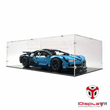 Acryl Vitrine für Lego 42083 Bugatti Chiron Display Case - NEU