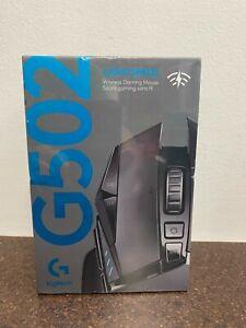 Logitech G502 Lightspeed Wireless Gaming Mouse 910-005565
