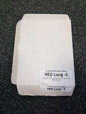 1000 Single Neo Long-S Franking Machine Labels For Neopost Franking Machines