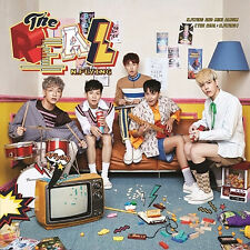 K-pop N.FLYING - The Real: N.Flying (2nd Mini Album) (NFLY02MN)