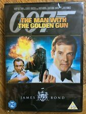 The Man With The Golden Gun 007 (Roger Moore) - DVD UK Release Sealed!