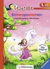 Einhorngeschichten von Katja Königsberg (2018, Taschenbuch)