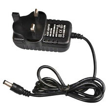 12V 1A 2.1mm DC Adapter Charger Power Supply for CCTV Camera/ LED light UK Plug