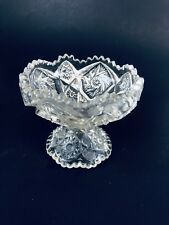 Replacement- Vintage Child's Punch Bowl Pressed Glass Children Collectible