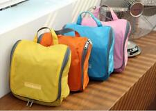 Lady Travel Cosmetic Makeup Toiletry Pruse Wash Organizer Storage Hanging Bag JJ