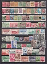Iceland - small collection incl complete sets.