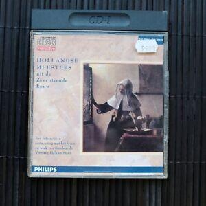 HOLLANDSE MEESTERS UIT DE ZEVENTIENDE EEUW  - CD-I - (VIDEO CD)
