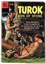 Turok Son of Stone #17, Very Good Condition*