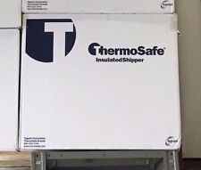 """Insulated White Shipping Container Foam Kit 21-1/4"""" x 15-1/2"""" x 15-1/2"""""""