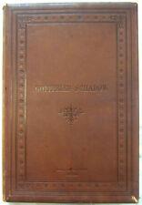 Dobbert: GOTTFRIED SCHADOW - HANDZEICHNUNGEN Mappe mit 39 (von 40) TAFELN - 1886