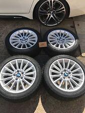 Winterreifen Dunlop BMW F10 F11 F18 F07 Alufelgen Styling 237 245/45R18 100V 11.