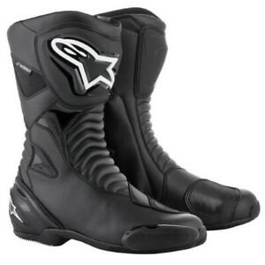 Alpinestars SMX-S WP Motorcycle Motorbike Breathable Riding Boots