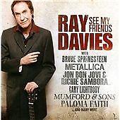 RAY DAVIES  See My Friends CD ALBUM     KINKS