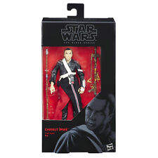 STAR WARS THE BLACK SERIES ROGUE uno 6-Inch #36 chirrut imwe figura da HASBRO
