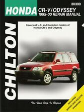 1995 1996 1997 1998 1999 2000 Honda CrV Cr-V Odyssey Repair Service Manual 313X