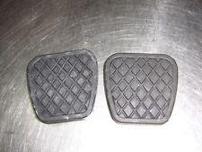 2X Honda Brake Clutch pedal pad rubber cover Civic Accord CR-V Prelude Acura