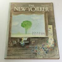 The New Yorker: March 9 1981 Full Magazine/Theme Cover Jean-Jacques Sempe