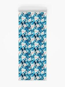 Tropical Hibiscus Pattern Yoga Mat Unisex's -Image by Shutterstock