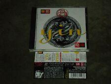 Fish Yin Japan CD Marillion