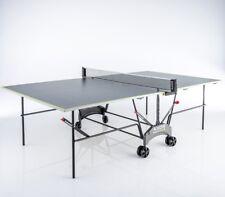 Kettler Axos Tischtennisplatte Outdoor 1 grau/gelb