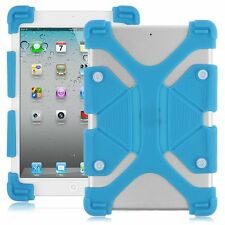 """New Universal Kids Cute Shockproof Silicone Soft Case Cover For 7""""-12"""" Tablet PC"""