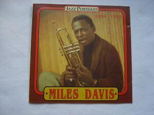 CD: MILES DAVIS 1954-1955 RARITÄT TOP-PREIS! JAZZ  BLUES SOUL POP GLAM ROCK BEAT