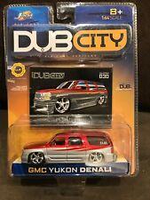 Jada Dub City GMC Yukon Denali