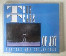 "HUNTERS AND COLLECTORS ""True Tears Of Joy"" CD single 1992 1990s pop"