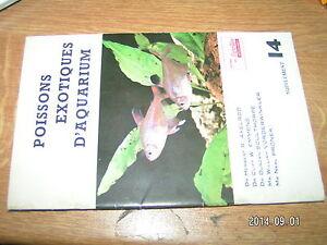 Supplement Axelrod Poissons Exotiques d'Aquarium n°14