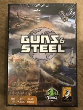 Guns And Steel CARD STRATEGY GAME NEW NEVER OPENED 2-4 Player