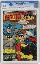 DETECTIVE COMICS #363 CGC NM+ 9.6 - 2nd Appearance of BATGIRL (Barbara Gordon)