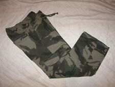 Boys Wrangler Camo Cargo Pull-On Pants - M (8)
