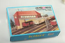 H0 Kibri 9310 Bridges Signalbox but original package Open Part Started S.Photos