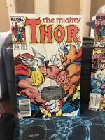 Thor 338 And 339 Lot of 2 NM-Never Read-2nd and 3rd Beta Ray Bill/1st Stormbrker