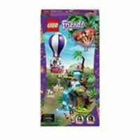 LEGO 41423 Friends Tiger Hot Air Balloon Jungle Rescue Set
