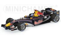 MINICHAMPS McLaren 974390 & 024303 Red Bull 050014 F1 D COULTHARD F1 model 1:43