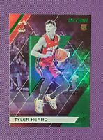 👽GREEN👽2019-20 Panini Recon Tyler Herro Rookie HOLO FOIL Miami Heat #294 RC🔥